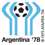 Logo Svjetskog nogometnog prvenstva održanog u Argentini 1978. godine