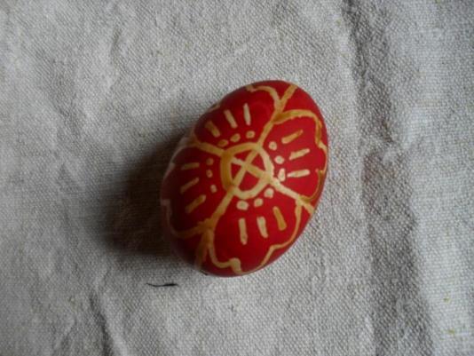 Jaje spremno za daljnju obradu