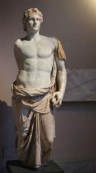 Kip Aleksandra Velikog iz Arheološkog muzeja u Istanbulu