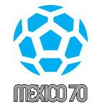 Logo Svjetskog nogometnog prvenstva održanog u Meksiku 1970. godine